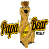 Papa Bear Honey Logo